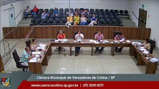 Câmara Municipal de Colina - 17ª Sessão Ordinaria 04/11/2019
