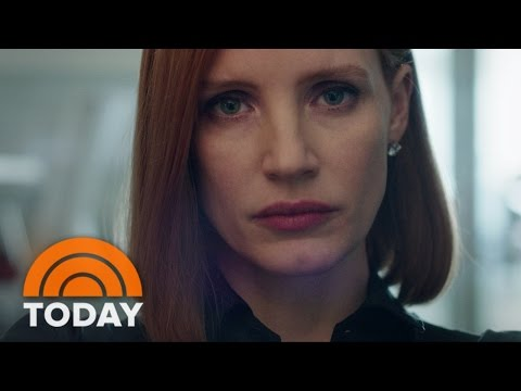 'Miss Sloane' Exclusive Extended Trailer (2016) - Jessica Chastain | TODAY