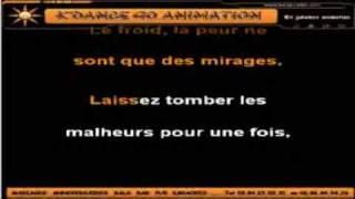Karaoké Toi + Moi Grégoire sans voix
