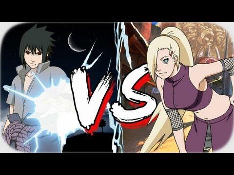 Sasuke VS. Vegeta   Duelo de Titãs from YouTube · Duration:  2 minutes 52 seconds