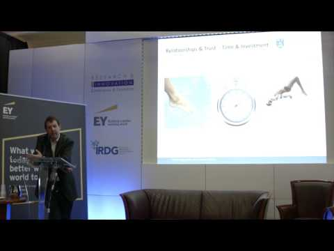 Chris Keely Senior Business Development Manager, Industry Engagement  Trinity College Dublin