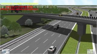 ICT Mumbai Vadodara Expressway