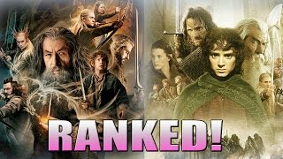 6 The Lord of the Rings & The Hobbit Movies Ranked