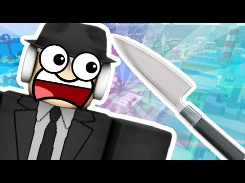 ROBLOX - DETECTIVE JEROME ON THE CASE! - ROBLOX MURDER!