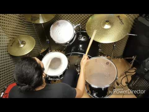Kamikazee  Unang Tikim  Drum cam