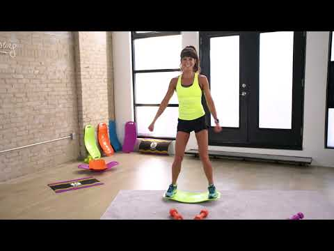 3. THE 21 DAY CHALLENGE DAILY WORKOUT 35min