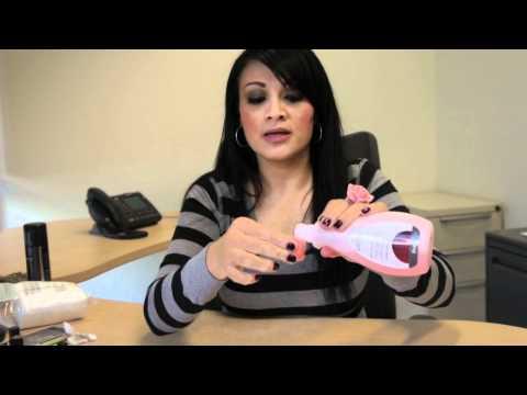 How to make dried up nail polish
