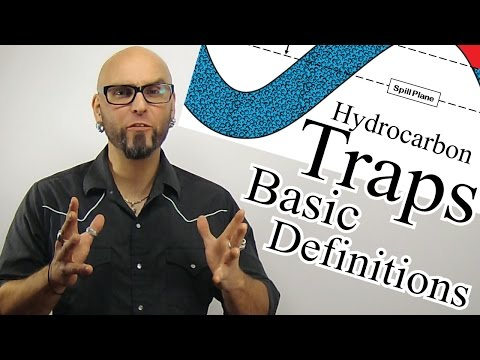 Hydrocarbon Traps - Basic Definitions