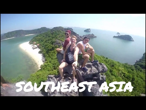 Backpacking Southeast Asia - Travel Video