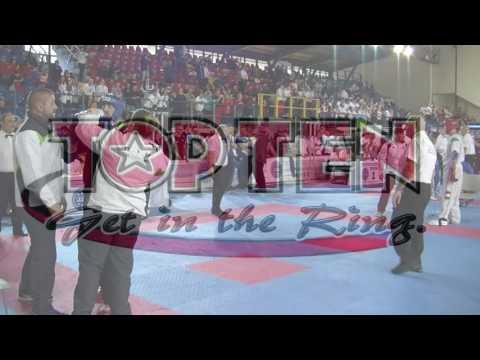 Peter Csikos v Michael Forest WAKO European Championships 2016