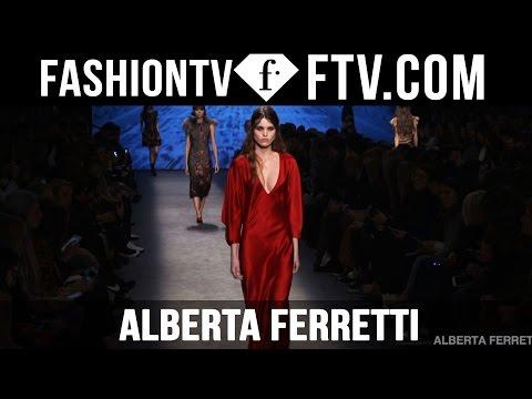Alberta Ferretti Runway Show at Milan Fashion Week 16-17 | FashionTV