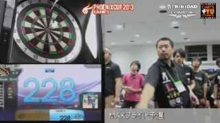 【PHOENIX CUP 2013 熊本】MAXフライト予選4.