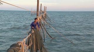 Sông nước Miệt vườn: Nghề đáy hàng khơi