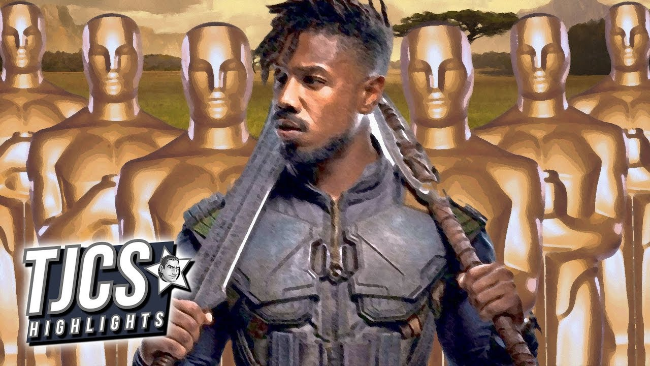 Black Panther Only Best Picture Nominee Without Any Other Major