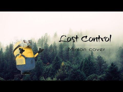Alan Walker Ft Sorana - Lost Control (lyrics) I Minion Cover