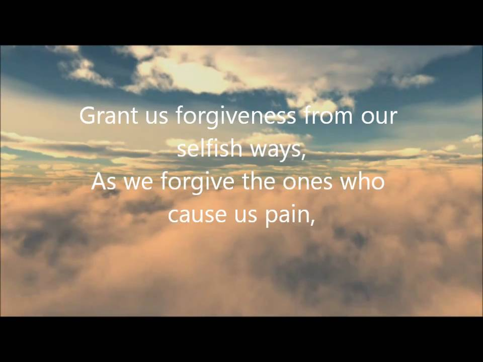 Dominican Lord's Prayer, with music and lyrics - YouTube