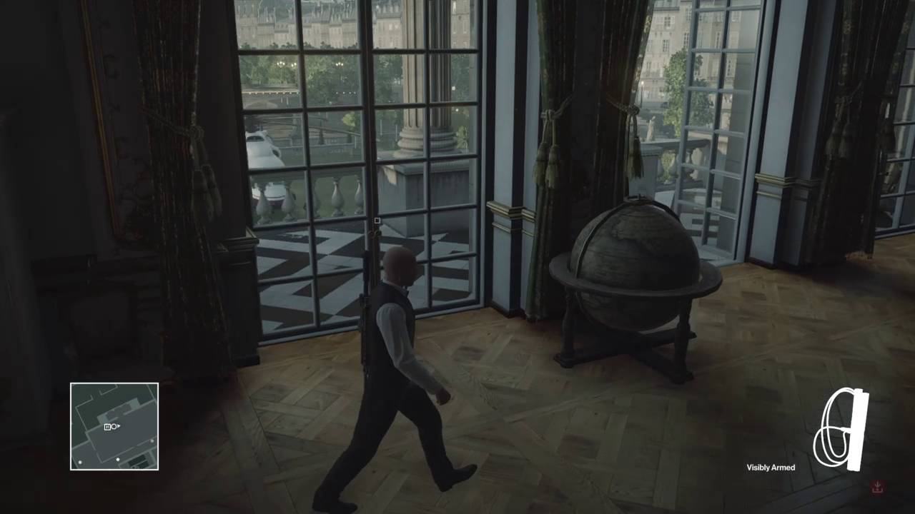 Download Failing 'The Forger' HITMAN Elusive Target Mission: Sergei Larin