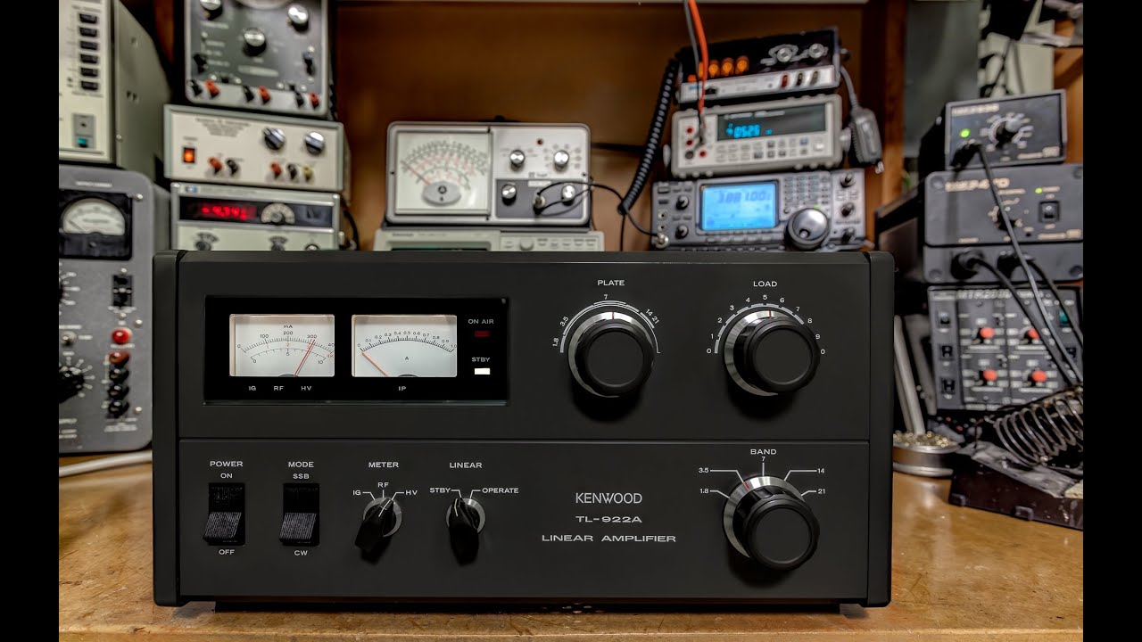 Kenwood Tl 922a Repair And Modification