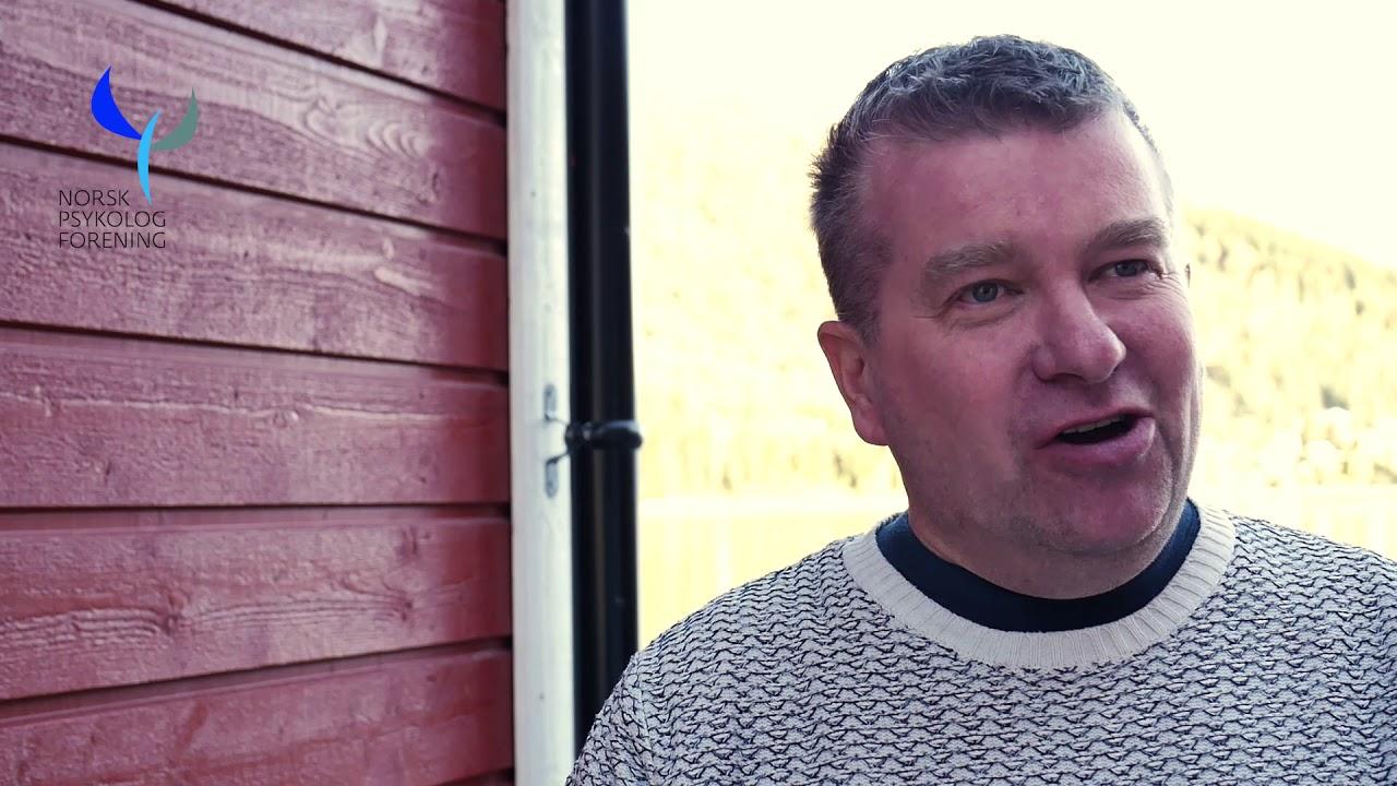 Dan Johnsen, ordfører Lyngen kommune