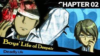 Danganronpa Trigger Happy Havoc - Chapter 2.2 Deadly Life (Сюжетное видео, Sub-RUS)(, 2016-02-03T14:06:45.000Z)