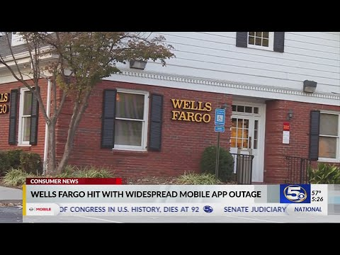 Wells Fargo outage woes
