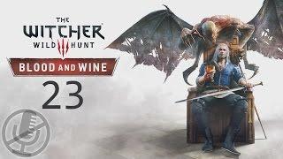 Ведьмак 3 Кровь и Вино Прохождение Без Комментариев На Русском Часть 23 — О рыцаре и прекрасной даме
