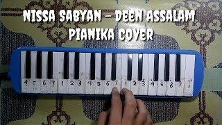Nissa Sabyan - Deen Assalam Pianika Cover