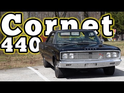 1967 Dodge Coronet 440 R/T: Regular Car Reviews