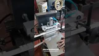 production test C TYPE CUBE SUGAR MAKING MACHINE imalat testi C Tipi Küp Şeker Makinesi