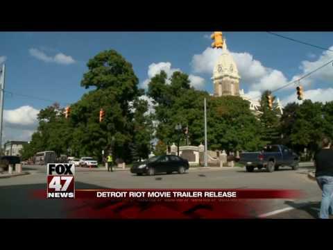 Detroit riot movie trailer release