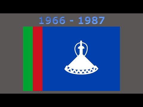 History Of The Lesotho Flag