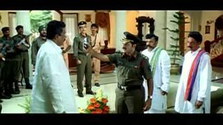 Vijayendra Varma Movie    Balakrishna Warn Minister  Action Scene    Balakrishna, Laya, Ankitha