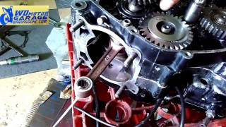 Video Merakit  Suzuki  RGR 150 / overhaul Restorasi mesin download MP3, 3GP, MP4, WEBM, AVI, FLV Agustus 2018