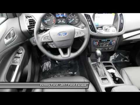 2017 Ford Escape Dyersville, Dubuque, Cedar Rapids, Manchester IA CH756