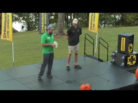 Dave Feldberg Disc Golf Clinic - Biomechanics