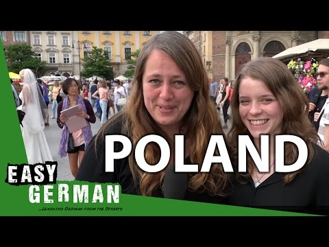 What do Germans like about Poland? | Easy German 145