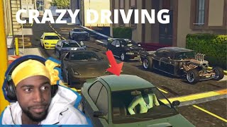 I lose in Race with Crazy Driving Skill... | GTA 5 RP ft. Buddha