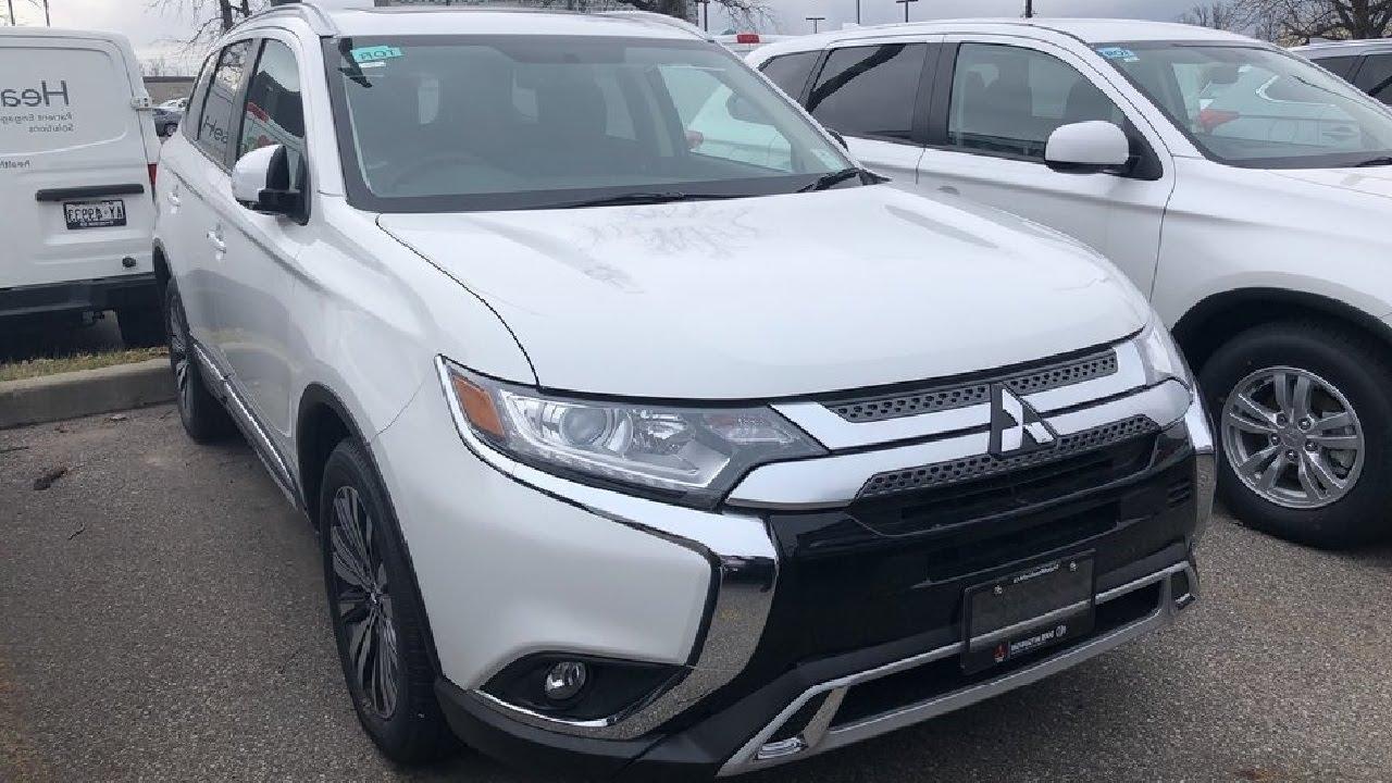 Mitsubishi Outlander 2020 Ficha Tecnica