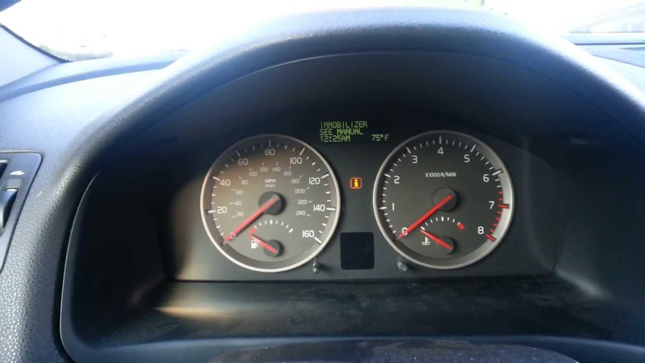 Blinking Check Engine Light