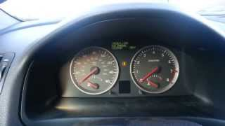 FIX No Crank No Start IMMOBILIZER SEE MANUAL Volvo S40 Low Brake Fluid Stop Safely failure