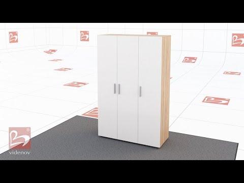Wardrobe Stenli and Ofeliya- Furniture Videnov