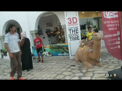 welcome to SOUSSE old city, TUNISIA.