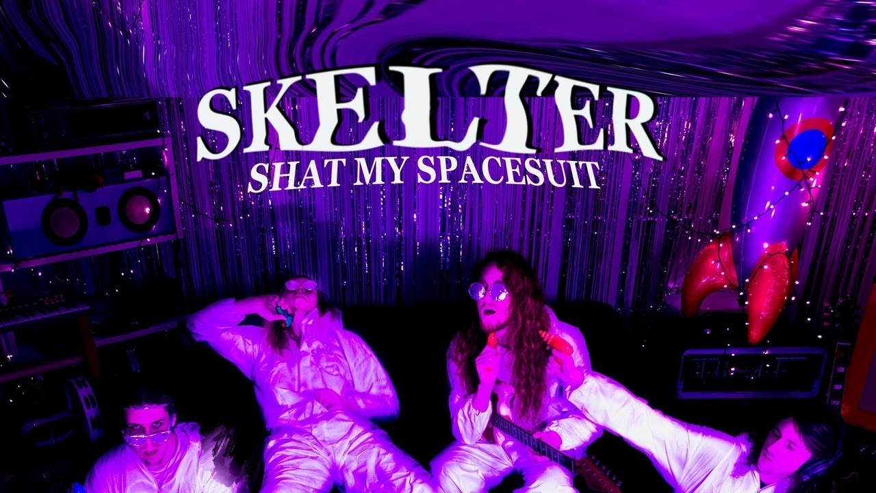 Skelter - Shat My Spacesuit