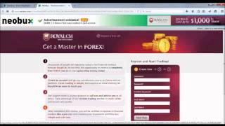 Castiga bani online cu Neobux