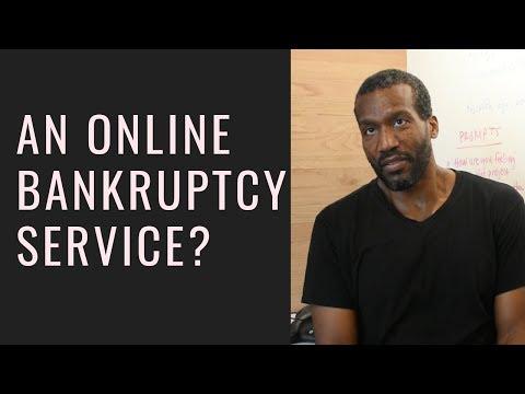 Online Bankruptcy Service