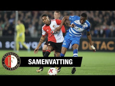 Samenvatting   Feyenoord - PEC Zwolle 2017-2018