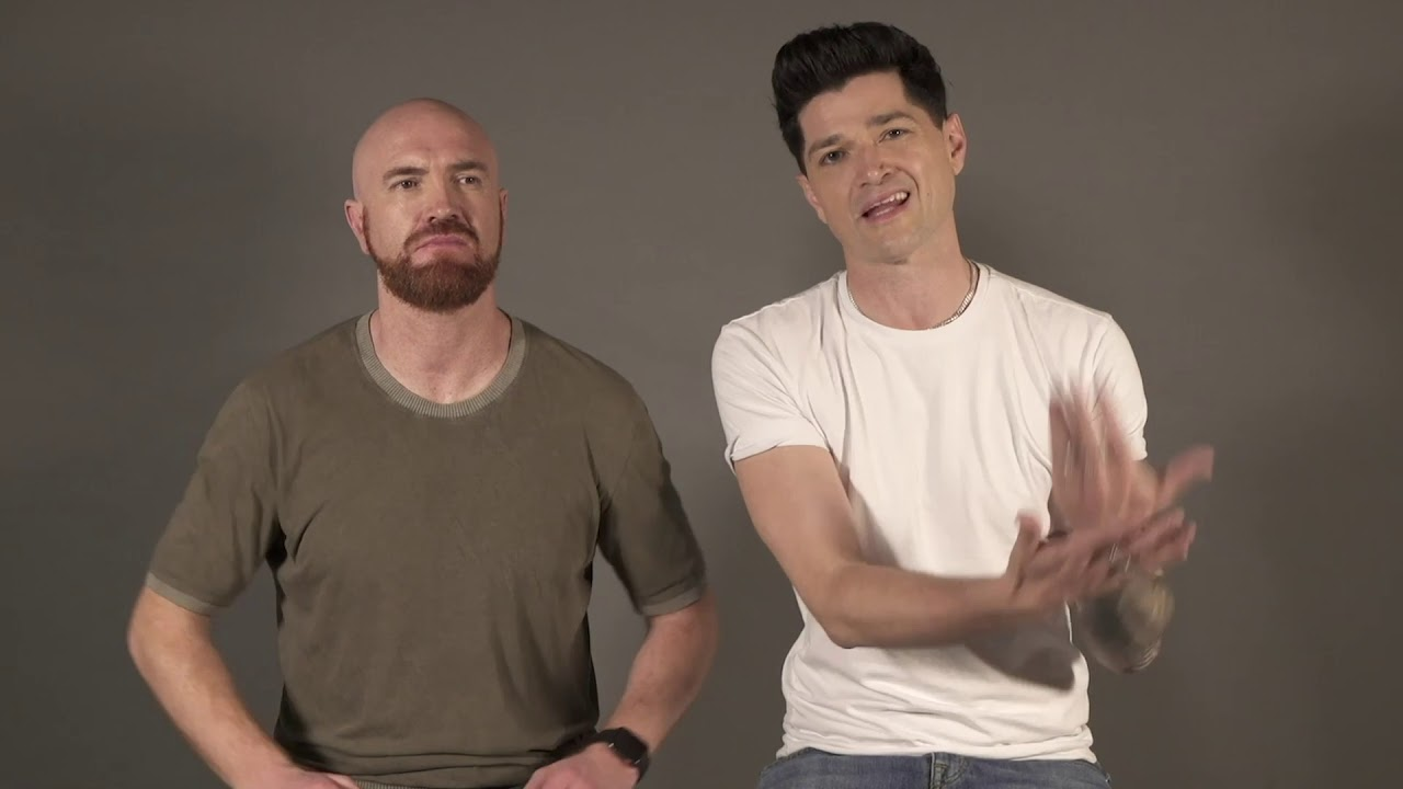 The Script - Hurt People Hurt People (Official Track By Track)