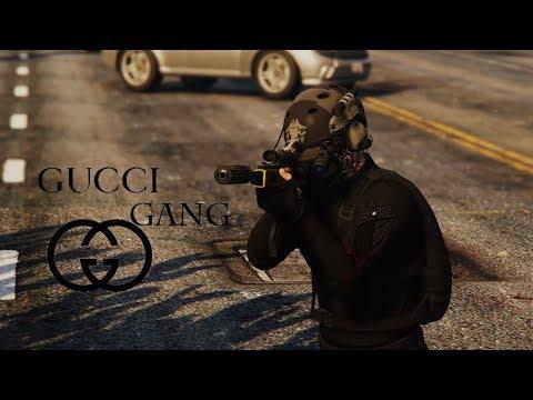 Lil Pump - Gucci gang (MONTAGE?)