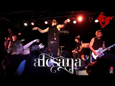 Alesana Performs Last Three Letters Live : 10 Frail Years Of Vanity And Wax Tour 2016