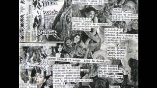 PISSED CUNT split tape 1998 w/d.h.i.b.a.c./Corpse/Osteo Sarkom
